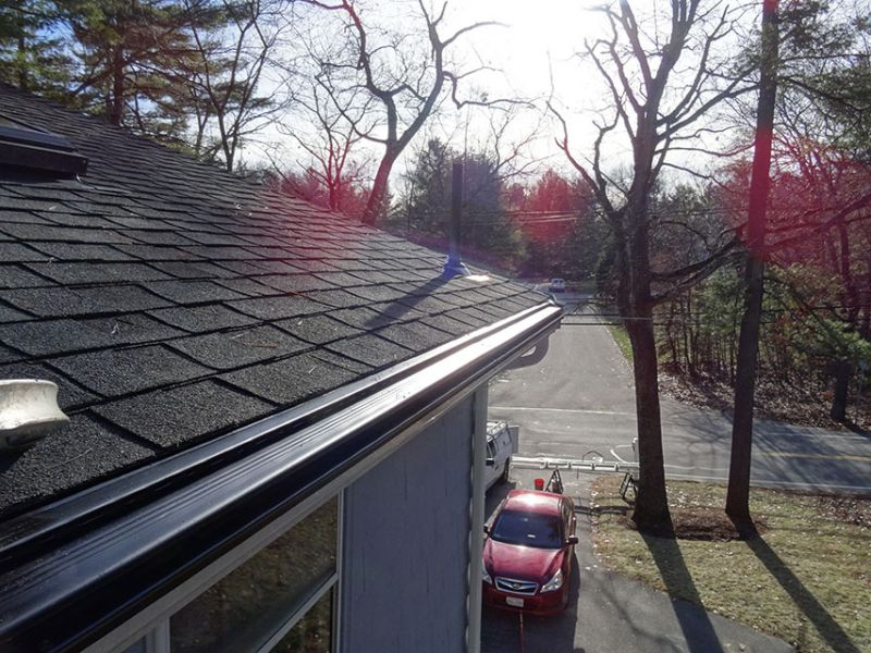 gutter screens in Worchester, MA